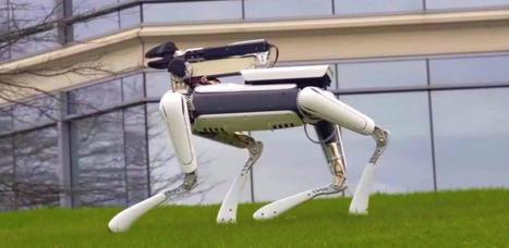 Les robots quadrupèdes de Boston Dynamics sont toujours plus impressionnants (vidéo) | Une nouvelle civilisation de Robots | Scoop.it