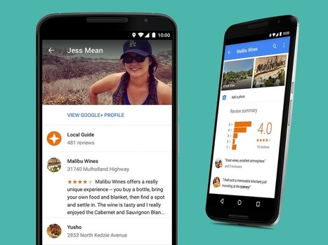 """Google Takes On Yelp Elites With Its New """"Local Guides""""Program 