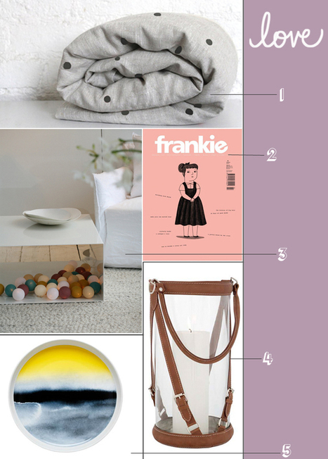 Happy Interior Blog: 5 Happy Inspirations: The Belated Bunch | MyCoop's Feathered Nest | Scoop.it
