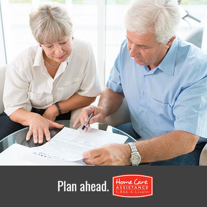 Legal Planning after an Alzheimer's Diagnosis | Home Care Assistance of Douglas Couty | Scoop.it