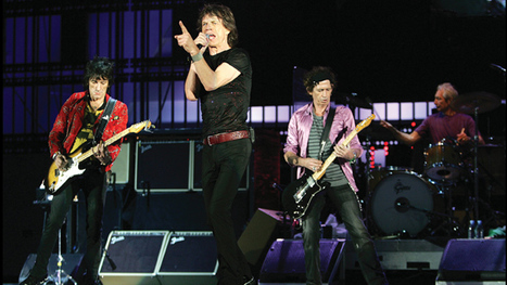 Rolling Stones Added to Hurricane Sandy Benefit Concert - Hollywood Reporter | cover bands | Scoop.it