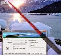 Utilisez une baguette dans vos présentations à l'aide de PointerStick | CARTOGRAPHIES | Scoop.it