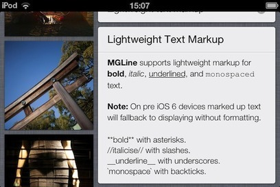 MGBox2 - Simple, quick iOS tables, grids, and more | iOS & OS X Development | Scoop.it