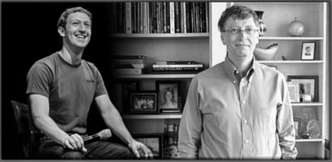 Why Mark Zuckerberg's future points to Bill Gates' past | Entrepreneurship, Innovation | Scoop.it