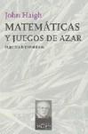 MATEMATICAS Y JUEGOS DE AZAR: JUGAR CON LA PROBABILIDAD - JOHN HAIGH. Resumen del libro y comentarios - casadellibro.com | juegos de azar | Scoop.it