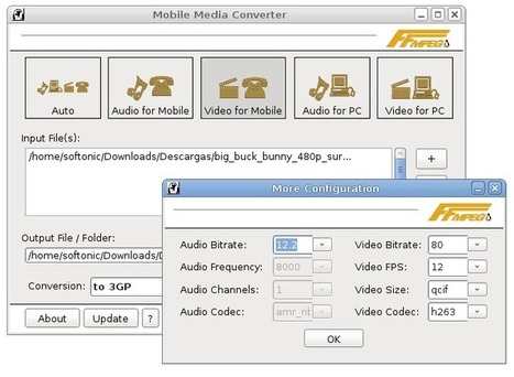 Mobile Media Converter on Linux | Linux and Open Source | Scoop.it