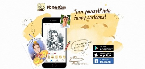 MomentCam - for Avatars | Digital Delights - Avatars, Virtual Worlds, Gamification | Scoop.it