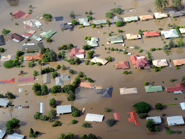 Qld floods 'linked to climate change' | Global Warming and its growing effects on our society | Scoop.it