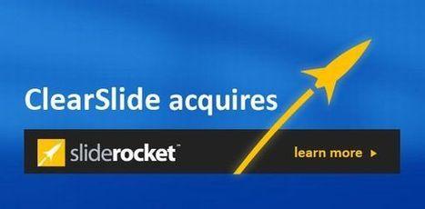 ClearSlide adquiere el servicio de presentaciones interactivas online SlideRocket   Programas para hacer presentaciones   Scoop.it