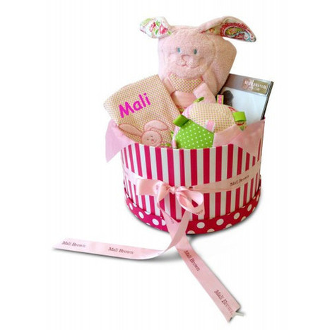 Know How To Fill Baby's Gift Basket | Named Personalised Baby & Kids Gift | Scoop.it
