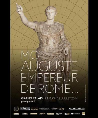 Révisez l'histoire antique avec le MOOC : la Rome d'Auguste | actualités HG | Scoop.it
