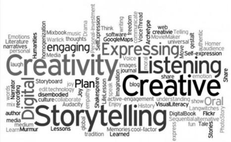 I vantaggi dello Storytelling [INFOGRAFICA]   Digital Transformation   Scoop.it