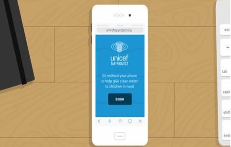 Influencia - Audace - Lâchez votre portable pour sauver une vie | promo review mars | Scoop.it