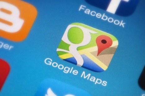 Mise à jour majeure de Google Maps pour iOS et Android | Infos numériques | Scoop.it