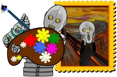 What is Computational Creativity? | Art Tips | Scoop.it