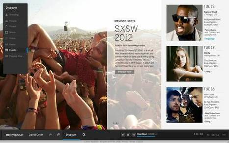 MySpace Relaunch Plan Is Optimistic - Maybe Too Optimistic | Music business | Scoop.it