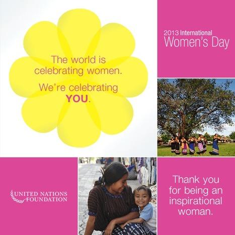 International Women's Day   Southern Hemisphere   Scoop.it