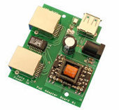 Raspberry Pi gets power over Ethernet - | Embedded Systems News | Scoop.it