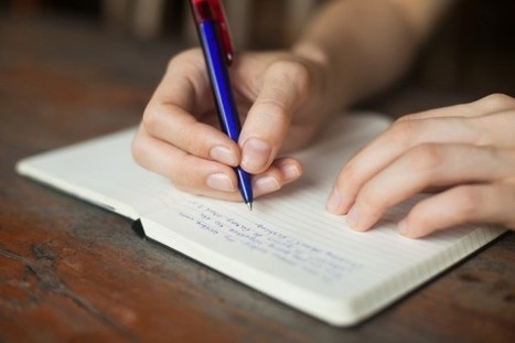 Be Productive With Journaling! | Journal Writing | Scoop.it