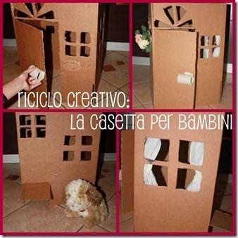 Foto fai da te lavoretti con i bambini rici - Costo per costruire una casa ...
