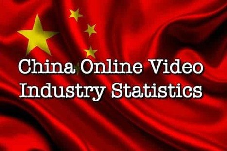 China Online Video Industry Statistics | YouTube Advertising | Scoop.it