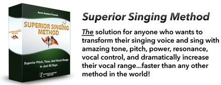 Superior Singing Method Review – Features & Bonus | Products Review | Scoop.it