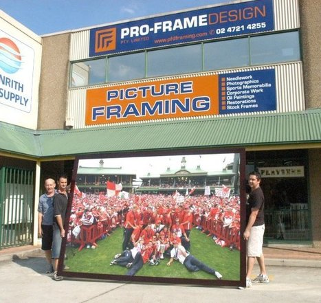 Photo Framing – The Pro-Frame Designs Way | PFD Framing | Scoop.it