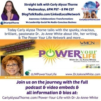 Power Your Life with Dr. Jo Anne White | Mind, Body, Spirit Connection | Scoop.it