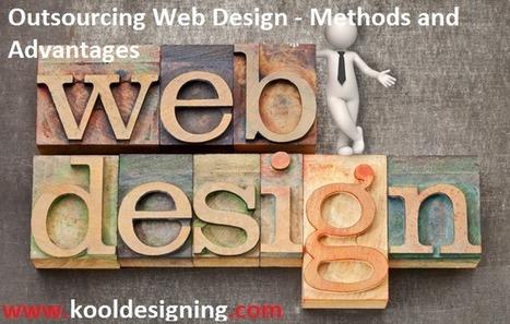 Outsourcing Web Design - Methods and Advantages | Landing page design | Scoop.it