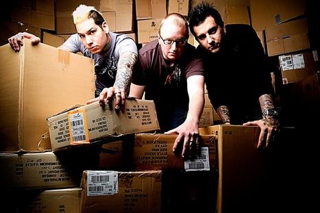 MxPx Release 'Triple Shot' Album Set, Prep for New LP - Audio Ink Radio   screamo   Scoop.it