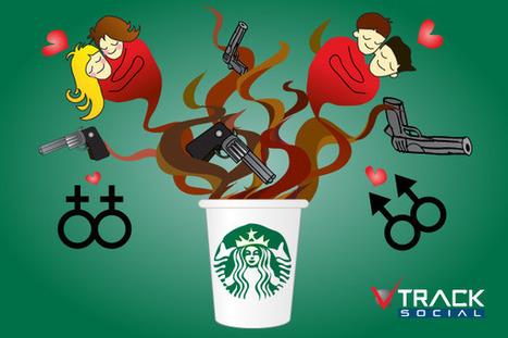 Brewing Controversy - How Starbucks Embraces Social Media | Advertising, Marketing and Social Media | Scoop.it