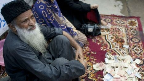 Pakistani philanthropist Abdul Sattar Edhi dies aged 88 - BBC News | Arabian Peninsula | Scoop.it