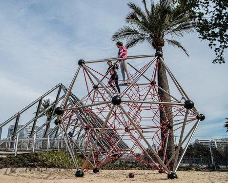 Materiales: equipamiento urbano, juegos y mobiliario para espacios públicos | TUL | Scoop.it