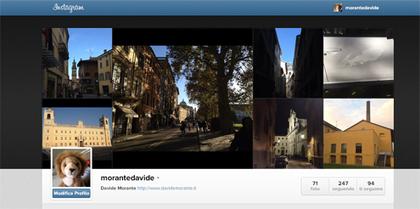 È arrivata la mia pagina Instagram e mi ha deluso un po' | Social media culture | Scoop.it