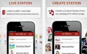 Ford Brings iHeartRadio to Vehicles | MUSIC:ENTER | Scoop.it