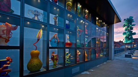 Chihuly hometown awash in glass art - Arizona Daily Sun | glass work | Scoop.it