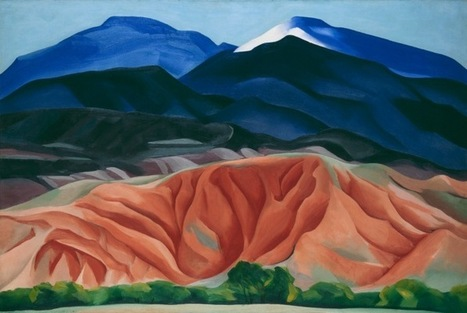 Georgia O'Keeffe and Francis Bacon among highlights of Tate's 2016 exhibitions | Tate | Curating [ Media ] Arts | Scoop.it