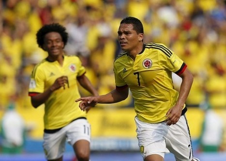Copa America 2016 Group A preview: US, Costa Rica, Paraguay to challenge Colombia - Copa America Centenario 2016 | General News | Scoop.it