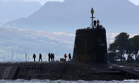 Lobby ship unions over Trident, Philip Hammond tells ministers - The Guardian | In the Navy.. | Scoop.it