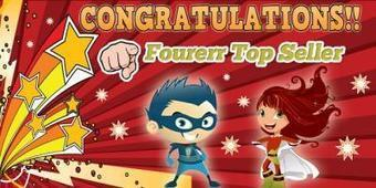 Mall, Edubacklink4u, You are a Fourerr Top Seller! Congratulations | Fourerr Blog Posts | Scoop.it