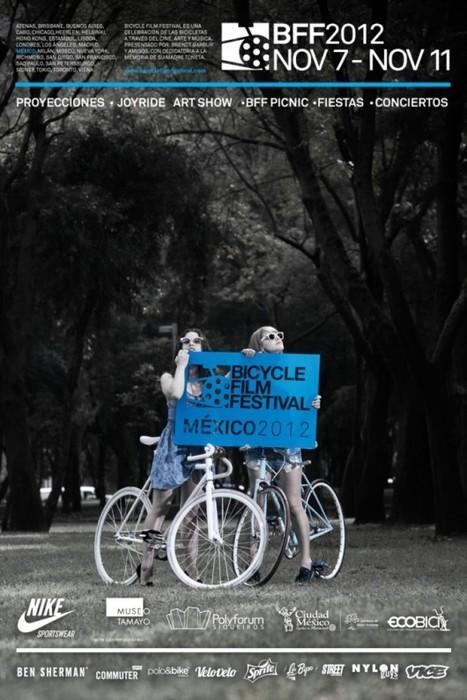 Bicycle Film Festival México 2012 | Bicicletas | Scoop.it