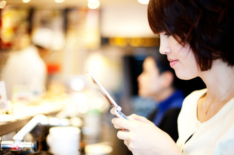 Mobile marketing: 4 ways to start using SMS | Public Relations & Social Media Insight | Scoop.it