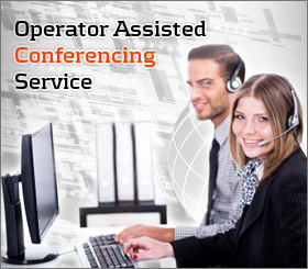 Get a Secure Conference Meeting by Operator Assisted Conferencing Service | All about Telecom, Cloud Services and Internet Services | Scoop.it