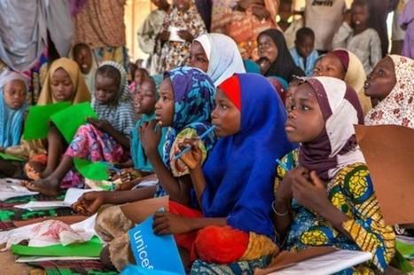 Meninas libertadas por Boko Haram na Nigéria terão recuperação longa | São Tomé e Príncipe | Scoop.it