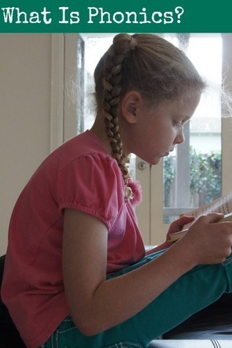 What Is Phonics? | Planning With Kids | Phonic knowledge and Teaching | Scoop.it