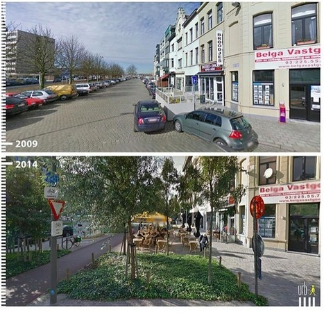 A Before-and-After Photo Archive of the World's Best Street Designs | Giving Some Love to the City | Scoop.it