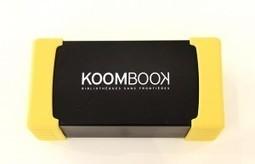 Koombook, la bibliothèque numérique nomade | Lettres Numériques | e-littérature | Scoop.it
