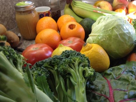 Amazing Health Benefits Of 20 Fruits And Vegetables | zestful living | Scoop.it