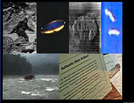 Looking Back At The Top 10 UFO And Unexplained Phenomena Stories Of 2012 | Strange days indeed... | Scoop.it