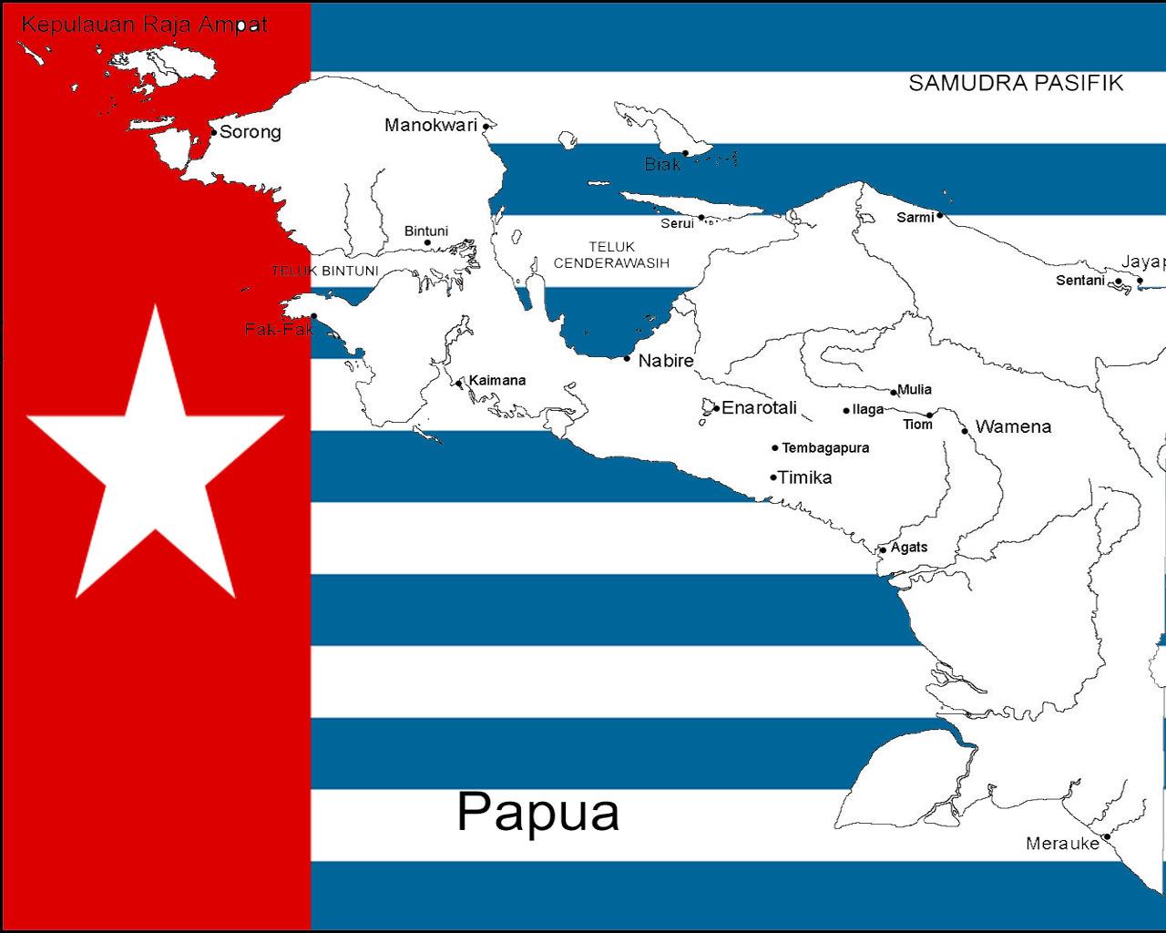 Political dynamics of colonization in West Papua | PAPUA MERDEKA ATAS DASAR KEADILAN